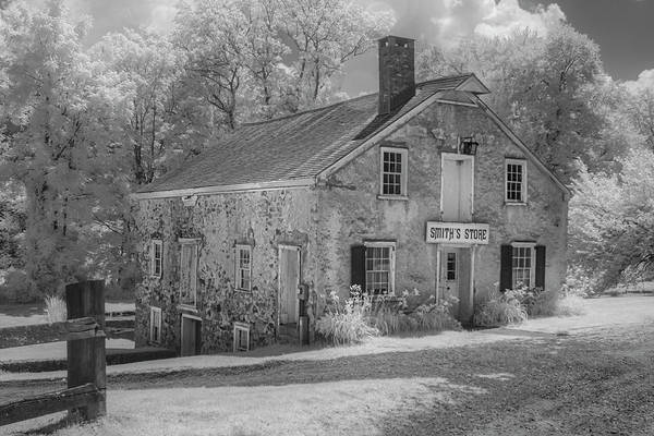 Photograph - Smith's General Store by Susan Candelario