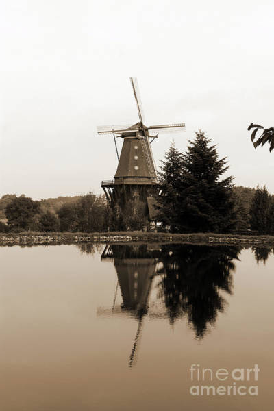 Photograph - Smock Mill  by Christiane Schulze Art And Photography