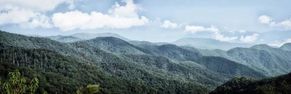 Wall Art - Photograph - Smoke Across The Mountains by Rebecca Carr