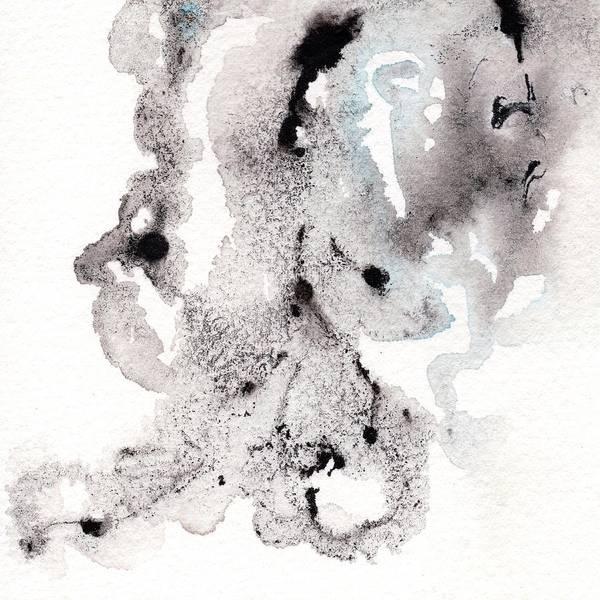 Wall Art - Painting - Smoke On Water 3 by Carlin Blahnik CarlinArtWatercolor