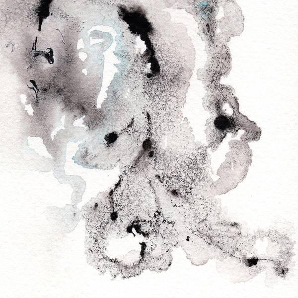 Wall Art - Painting - Smoke On Water 4 by Carlin Blahnik CarlinArtWatercolor