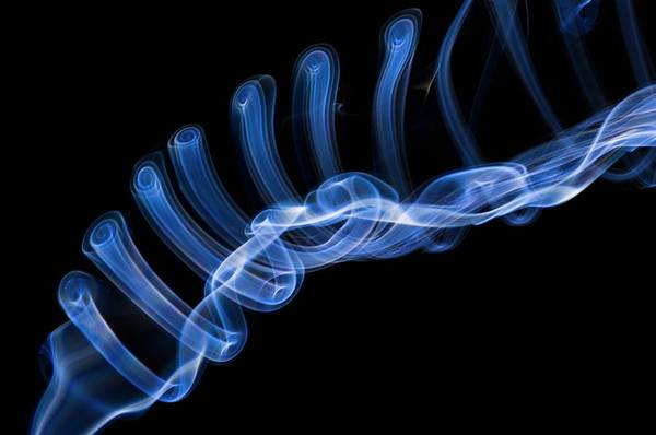 Canada Photograph - Smoke Patterns by Design Pics/corey Hochachka