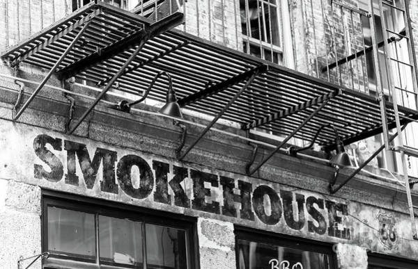 Wall Art - Photograph - Smokehouse New York City by John Rizzuto