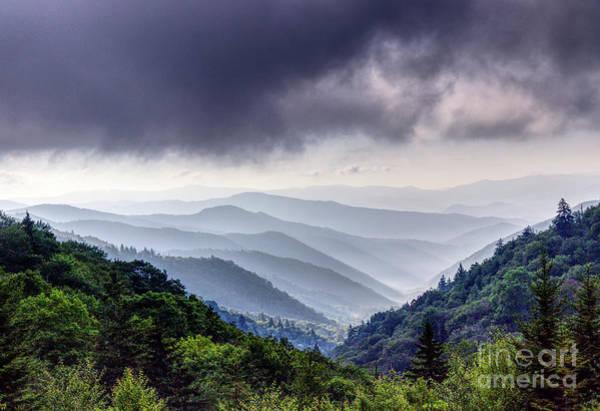 Wall Art - Photograph - Smoky Mountain Majesty by Douglas Stucky