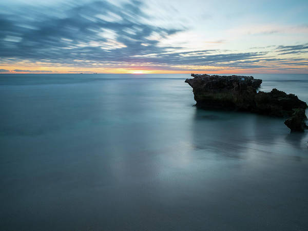 Wall Art - Photograph - Smooth Seas by Geoffrey Stapledon