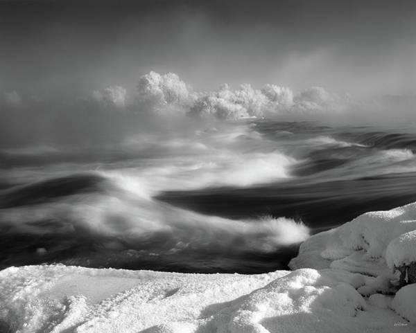 Photograph - Snake River Winter by Leland D Howard