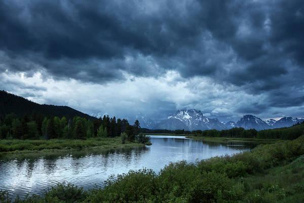 Snake Photograph - Snake River by Xavier Arnau Serrat