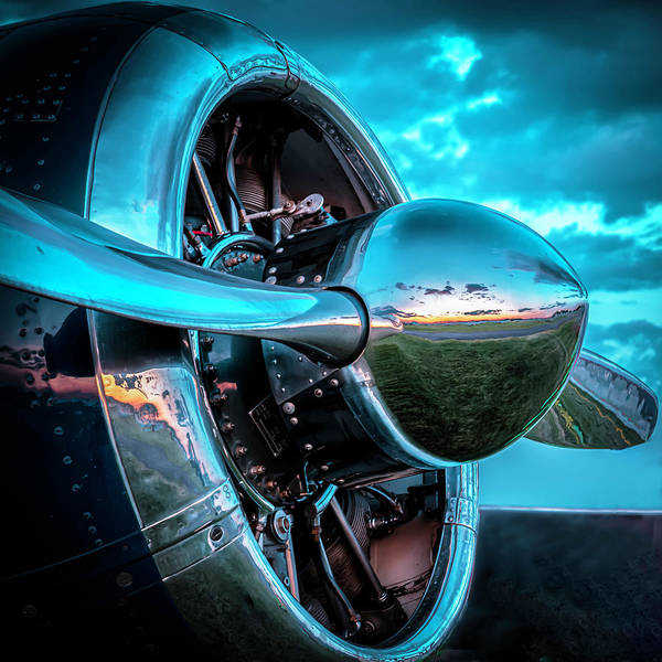 Photograph - Snj-5 Texan by Laura Hedien