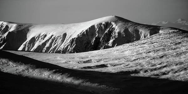 Photograph - Snow On Cairngorm by Peter OReilly