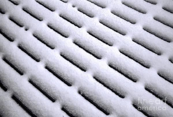 Photograph - Snow Patterns by Jon Burch Photography