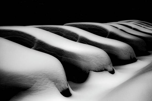 Made In Wall Art - Photograph - Snowbound by Made By Ende Photography