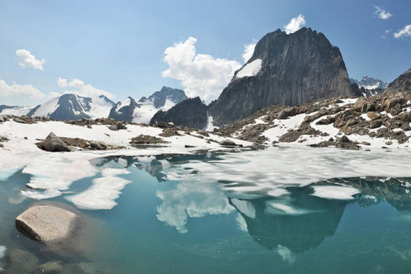 Bugaboo Photograph - Snowpatch Spire by Marko Stavric Photography