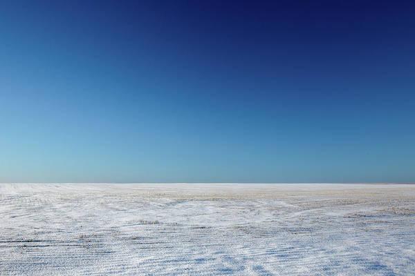 Photograph - Snowy Desert by Todd Klassy