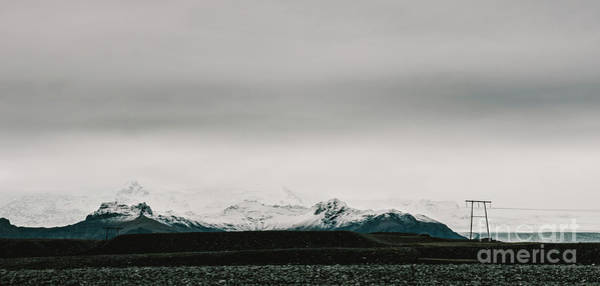 Photograph - Snowy High Mountain Landscapes. by Joaquin Corbalan
