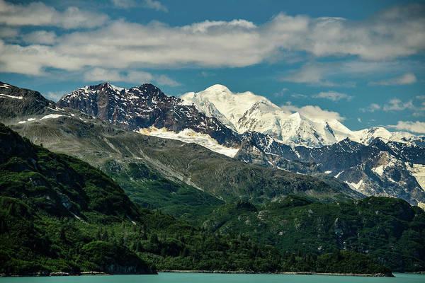 Wall Art - Photograph - Snowy Mountains  by Edward Garey