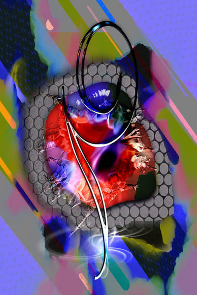 Mixed Media - Soar by Marvin Blaine