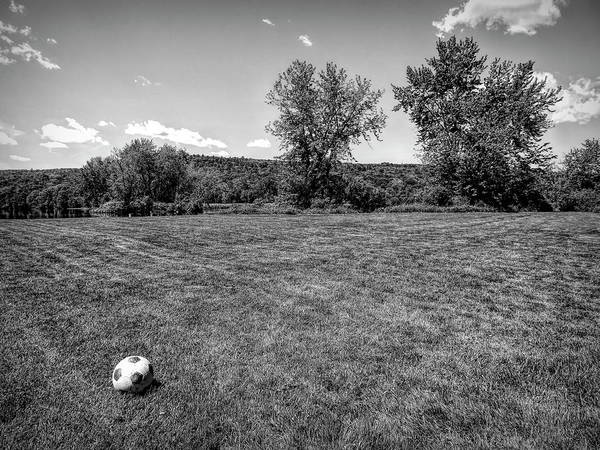 Photograph - Soccer At Hart's Landing by Robert Stanhope