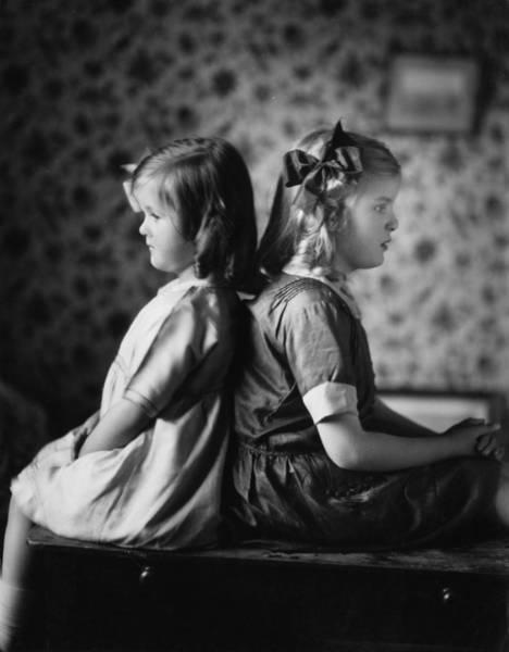 High Society Photograph - Society Sisters by Sasha
