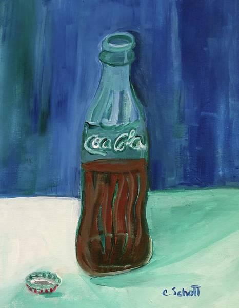 Soda Pop Painting - Sodapop by Christina Schott