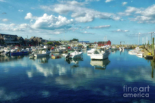 Photograph - Soft And Airy Rockport Boats by Amy Dundon