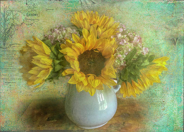 Photograph - Soft Bouquet by Bellesouth Studio