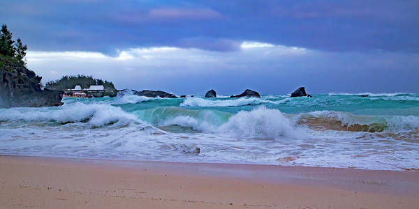 Wall Art - Photograph - Soft Coastal Painting Bermuda by Betsy Knapp