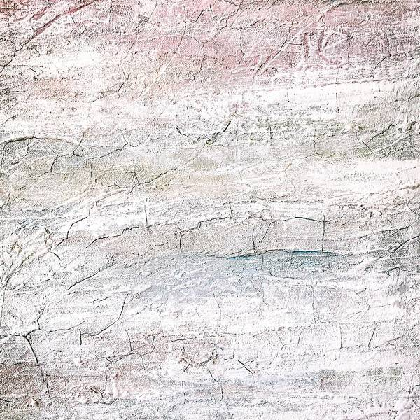 Painting - Soft Pastel Textured Acrylic Abstract by Sheila Wenzel
