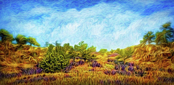 Digital Art - Soft Sunrise Stillness by Joel Bruce Wallach