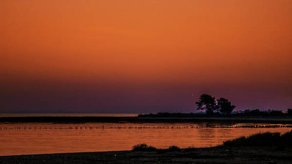 Photograph - Soiree Au Gironde by Jorg Becker