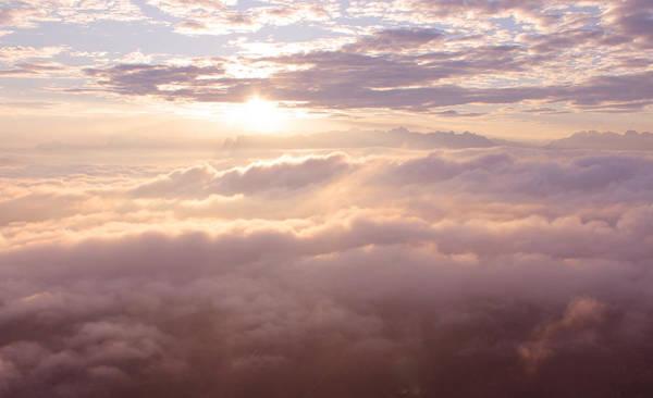 Wall Art - Photograph - Solar Clouds by Alex Lim