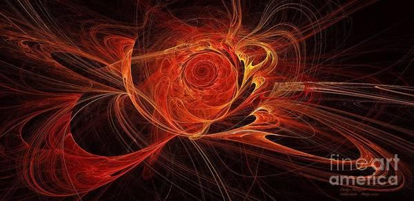 Digital Art - Solarium by Doug Morgan