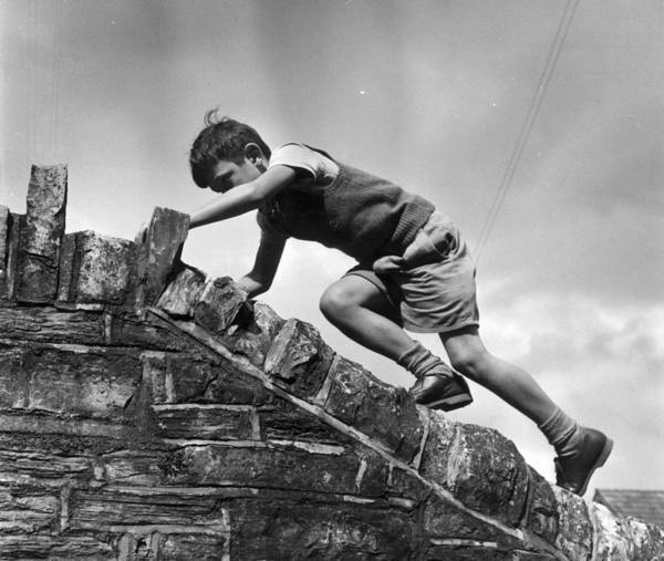 Toughness Photograph - Sole Heir by Thurston Hopkins