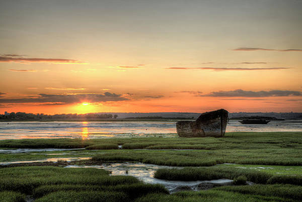 Medway Wall Art - Photograph - Solitude by Gregory Warran