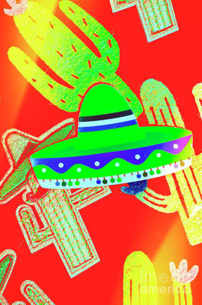 Wall Art - Photograph - Sombrero Salsa by Jorgo Photography - Wall Art Gallery