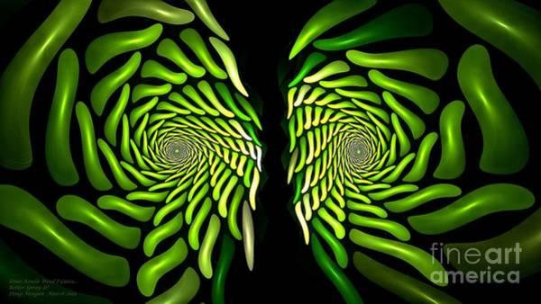 Digital Art - Some Kinda Weed I Guess I Better Spray It by Doug Morgan