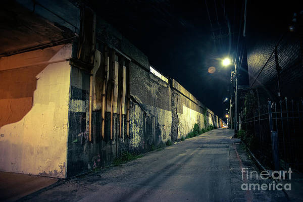 Wall Art - Photograph - Somewhere In The Night by Bruno Passigatti