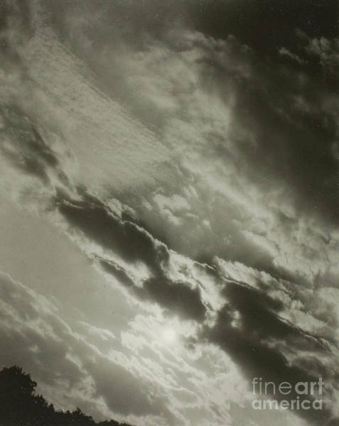 Wall Art - Photograph - Songs Of The Sky A Three by Alfred Stieglitz