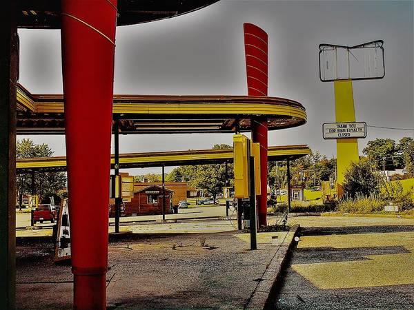 Photograph - Sonic  by Randy Sylvia