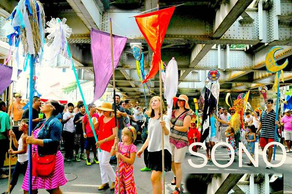 Wall Art - Photograph - Sono Arts Festival by Diana Angstadt