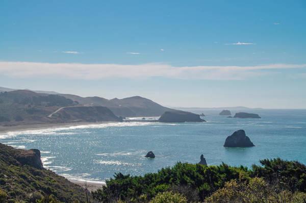 Photograph - Sonoma Coast Seascape - Northern California by Bill Cannon