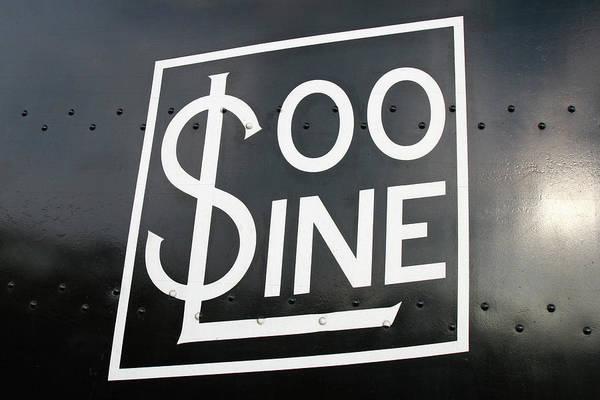 Photograph - Soo Line Logo by Todd Klassy