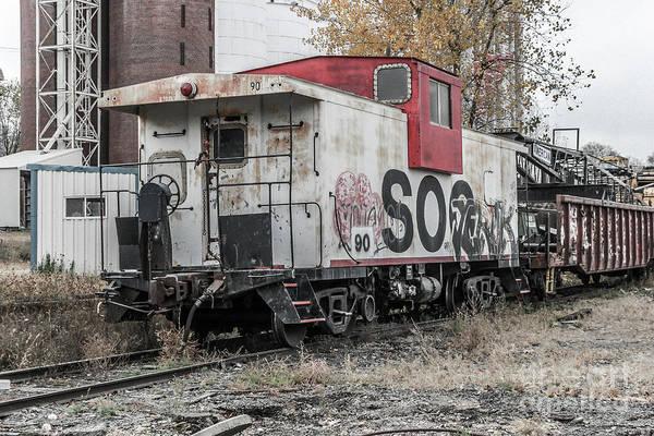 Photograph - Soo Line by Sheila Skogen