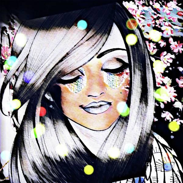 Digital Art - Sophia's Dreams by Debra Lynch