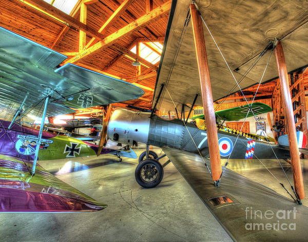 Bleriot Photograph - Sopwith Strutter by Greg Hager