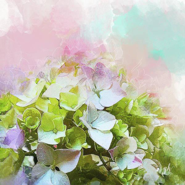 Digital Art - Sorbet by Gina Harrison
