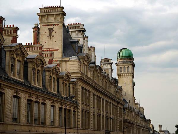 Photograph - Sorbonne Paris by Andrew Fare