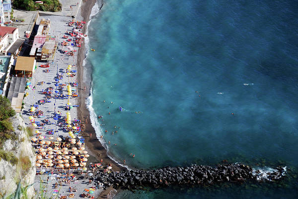 Sorrento Beaches Art Print