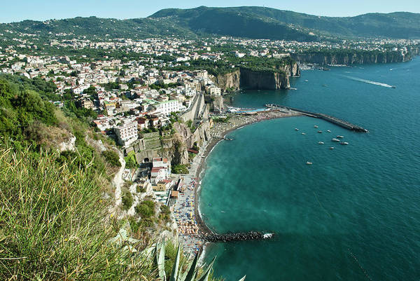 Sorrento Coast Art Print