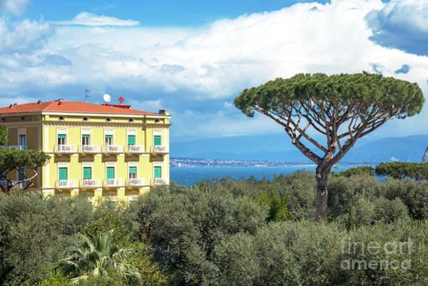 Wall Art - Photograph - Sorrento Grand View by John Rizzuto