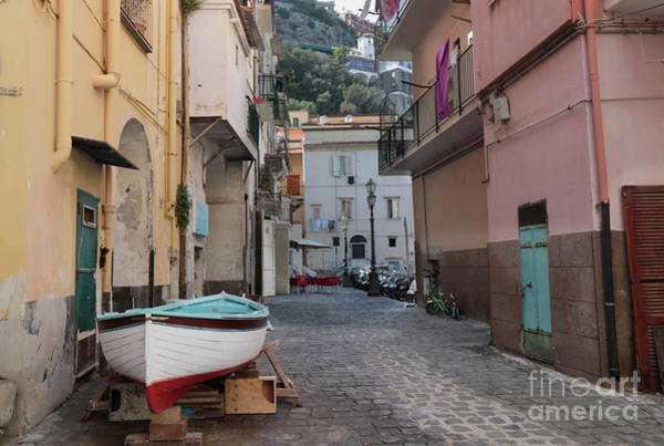 Photograph - Sorrento Old Port by Peter Skelton